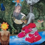 Clare Johnson Healing Collage small